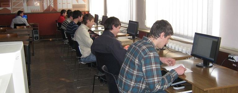 Відділення електроніки та комп'ютеризованих систем